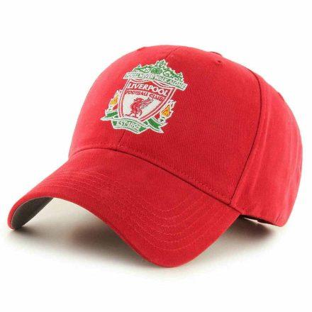 Liverpool baseball sapka CORE piros hímzett felnőtt