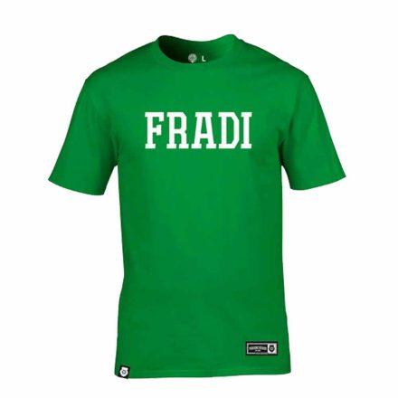 Fradi póló felnőtt FRADI zöld