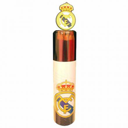 Real Madrid színesceruza készlet fehér EP-07-RM
