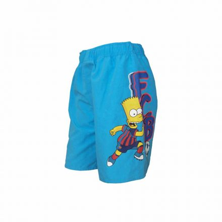 Barcelona short The Simpsons