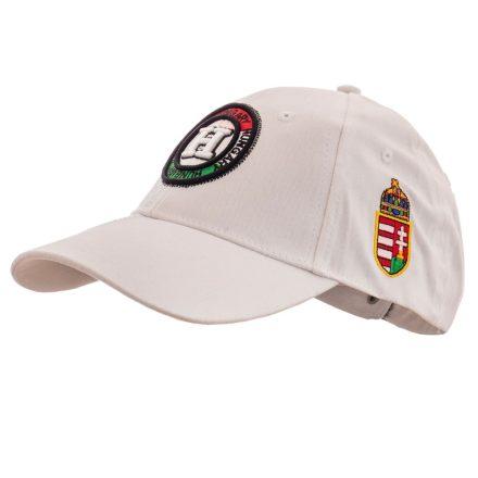 Magyarország baseball sapka fehér H