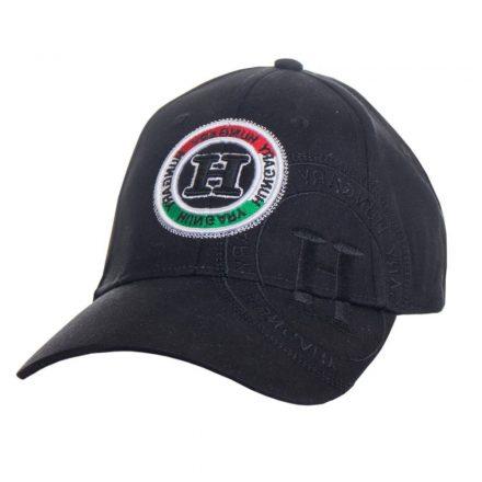 Magyarország baseball sapka fekete H