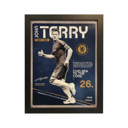 Chelsea kép keretben Terry