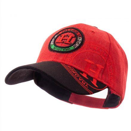 Magyarország baseball sapka piros-fekete H