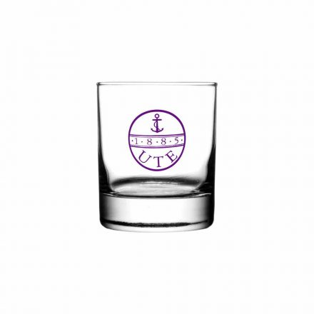 UTE whiskys pohár kerek