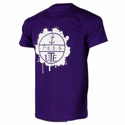 UTE szurkolói póló lila