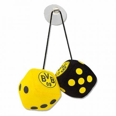 Dortmund plüss dobókocka