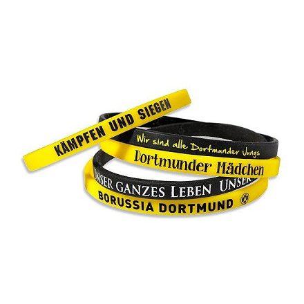 Dortmund karkötő szilikon 5 db-os
