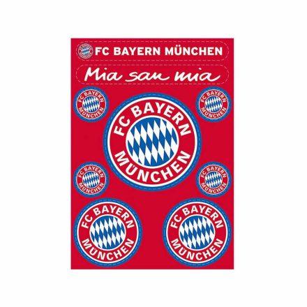 Bayern München matricakészlet logo 20650