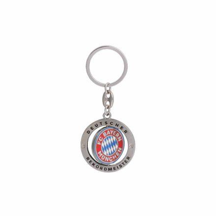 Bayern München kulcstartó forgós