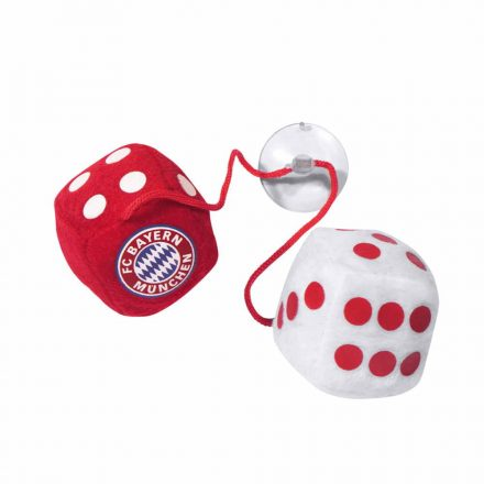 Bayern München dobókocka plüss 21651