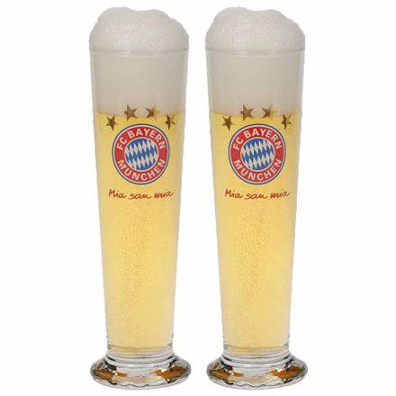 Bayern München söröspohár PILS 2 db-os 22024