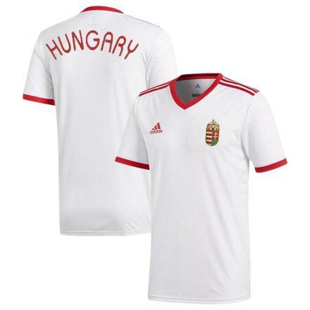 Magyarország mez felső szurkolói Adidas fehér felnőtt HUNGARY