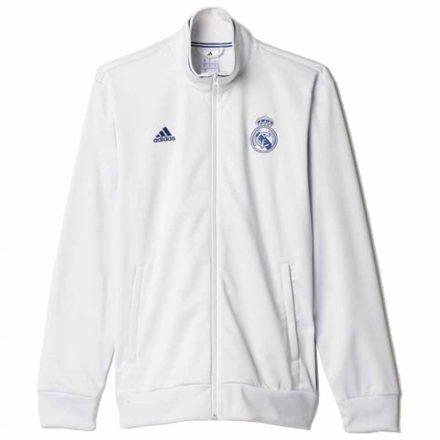 Real Madrid pulóver felnőtt zippes ADIDAS REAL