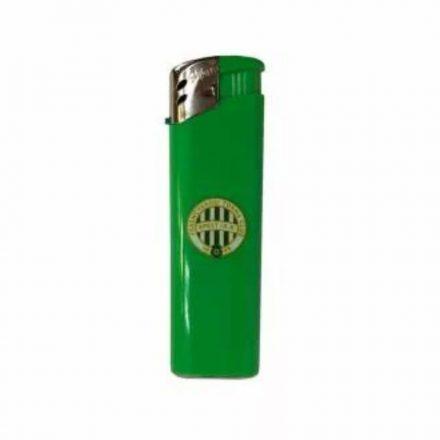Fradi öngyújtó zöld címeres