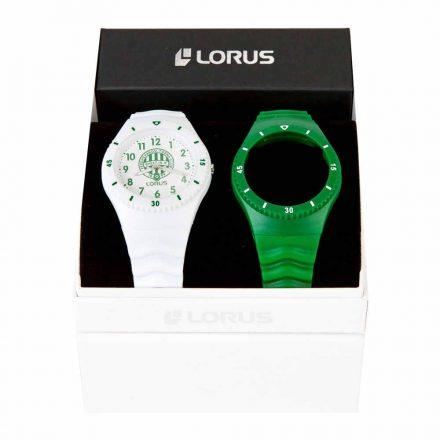 Fradi karóra LORUS cserélhető fehér-zöld RRX41FX9