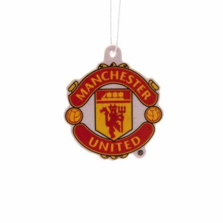 Manchester United autós illatosító címeres Crest
