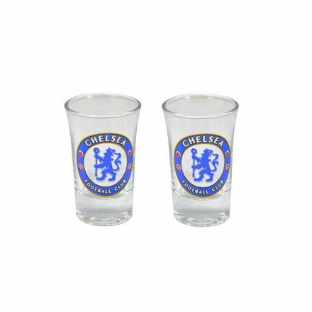 Chelsea stampedlis pohárkészlet 2 db-os