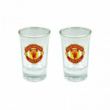 Manchester United stampedlis pohárkészlet 2 db-os