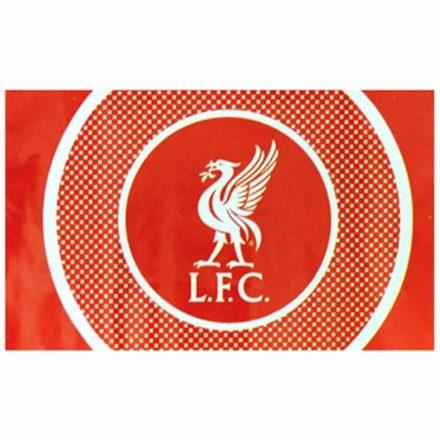 Liverpool zászló 152 x 91 BULLSEYE