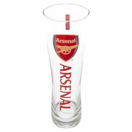 Arsenal söröspohár peroni pintes színes