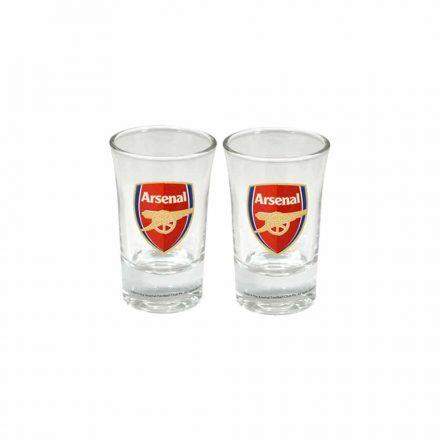 Arsenal stampedlis pohárkészlet 2 db-os