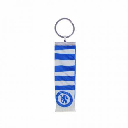 Chelsea kulcstartó sálas STRIPES