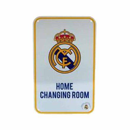 Real Madrid tábla HOME CHANGING ROOM