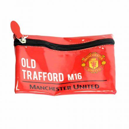 Manchester United tolltartó Street Sign