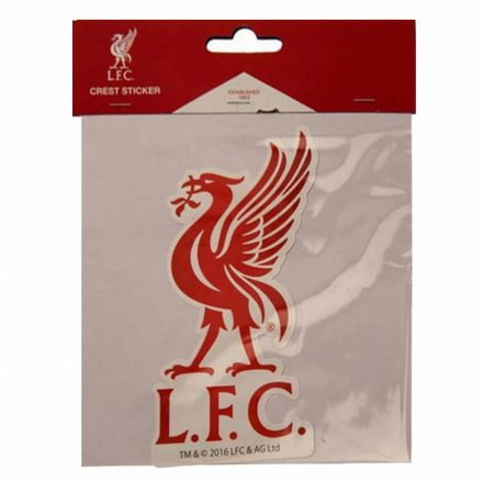 Liverpool matrica Big Crest