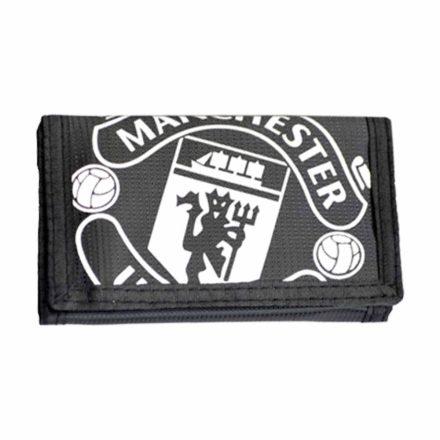 Manchester United pénztárca fekete React