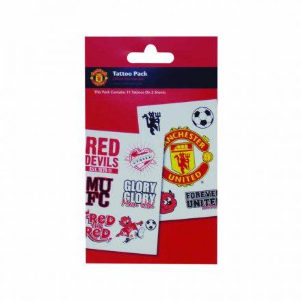 Manchester United tetoválás II.