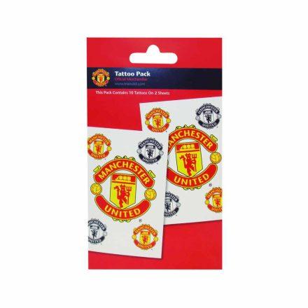 Manchester United tetoválás szett 9139