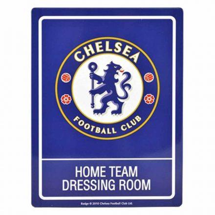 Chelsea tábla HOME TEAM DRESSING ROOM