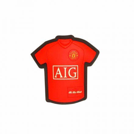 Manchester United hűtőmágnes mezes
