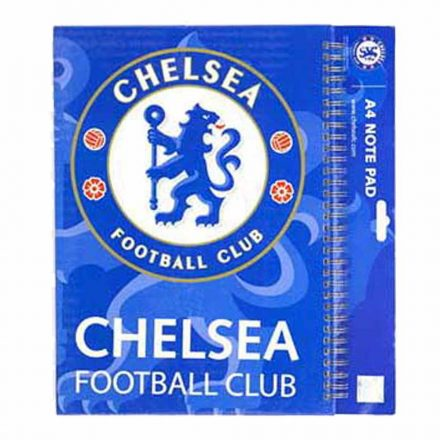 Chelsea gyűrűs notesz A/4