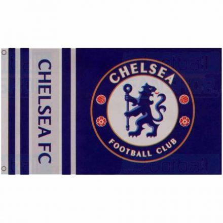 Chelsea zászló 152x91cm Wordmark Stripe
