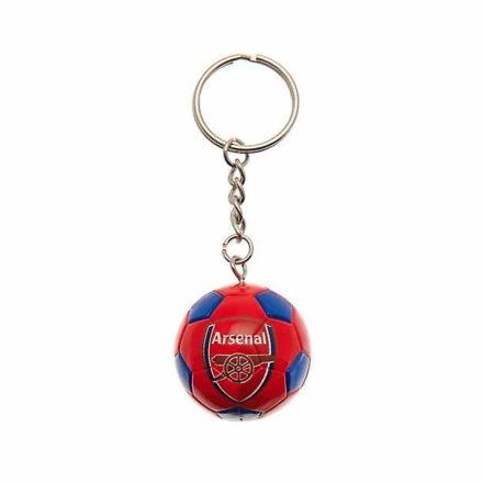 Arsenal kulcstartó labdás
