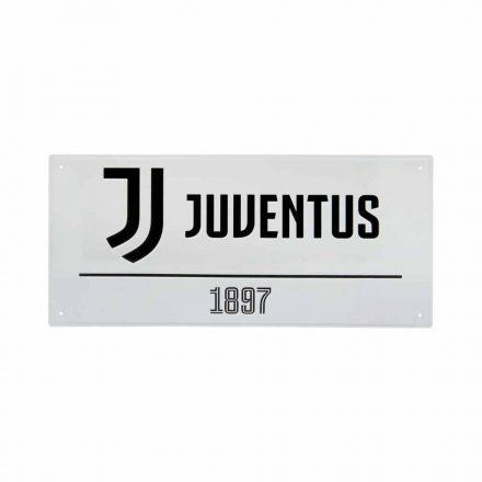 Juventus utcatábla White Street