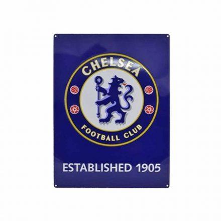Chelsea tábla ESTABLISHED 1905