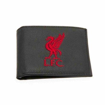 Liverpool pénztárca bőr hímzett