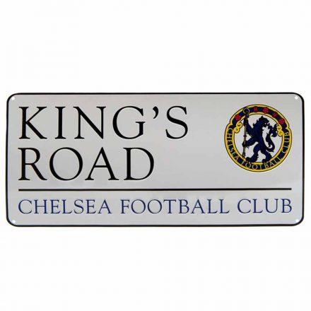 Chelsea tábla Kings Road