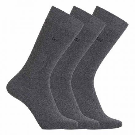 CR7 basic zokni 3 db-os szürke 8170-80-800