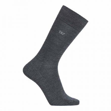 CR7 luxury zokni gyapjú szürke 8070-80-108