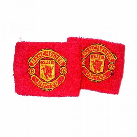 Manchester United csuklópánt piros