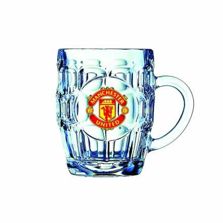 Manchester United söröskorsó 500ml
