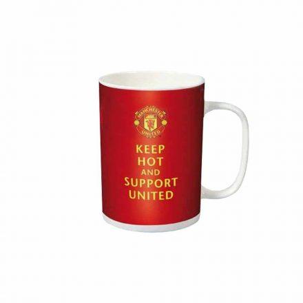 Manchester United bögre KEEP HOT