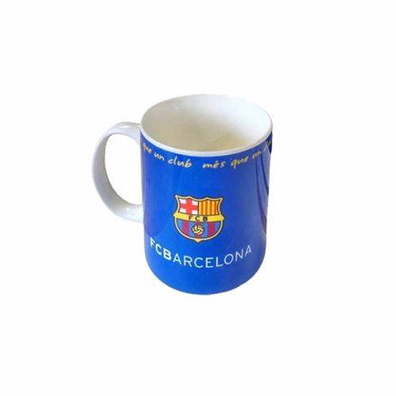 Barcelona bögre MÉS QUE