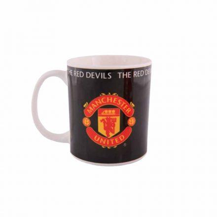Manchester United bögre THE RED DEVILS