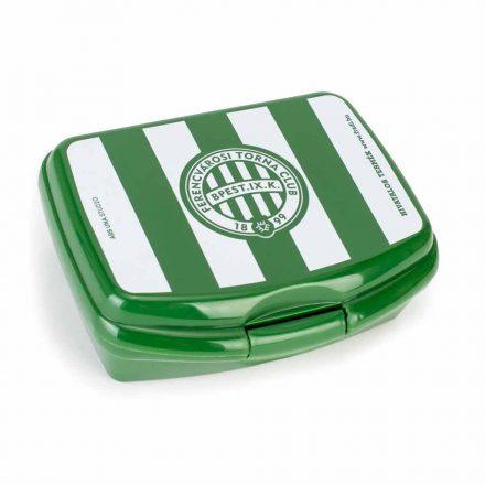 Fradi uzsonnás doboz zöld 92548121